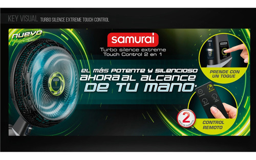 ventilador turb silence extrem touch control2n1 5861029143 s