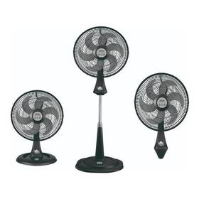 Ventilador Turbo Silence Maxx 3en1 Negro Samurai 5861021972