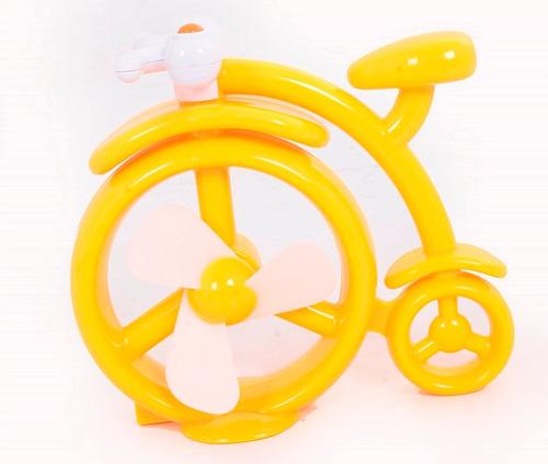 ventilador usb pc mtb bicicleta escritorio silencioso