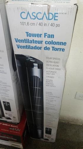 ventilador vertical cascade