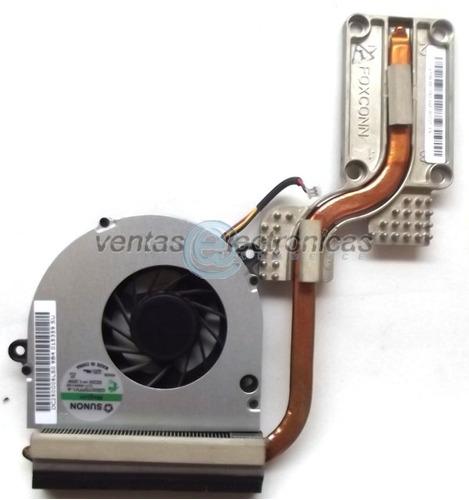 ventilador y disipador acer aspire 5517 ipp5
