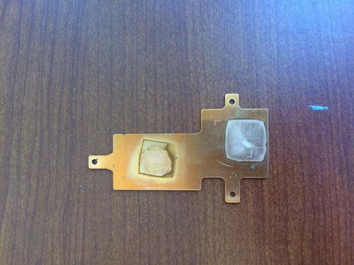 ventilador y disipador blue light 2011b