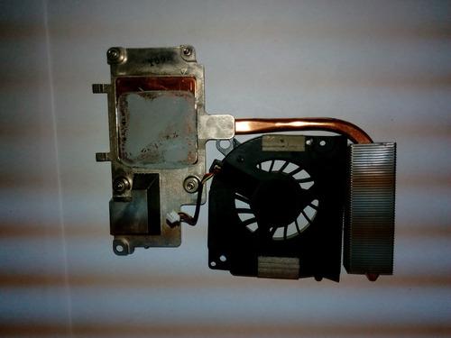 ventilador y disipador emachines d620 ms2257