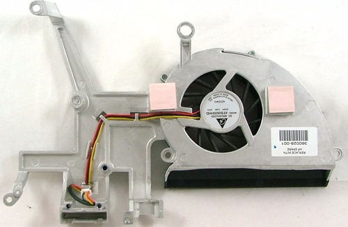 ventilador y disipador hp compaq presario x6000 ipp5