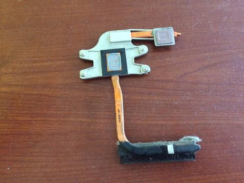 ventilador y disipador hp dv4