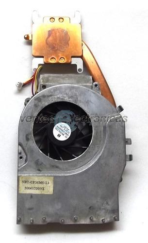ventilador y disipador para sony vaio vgn-c240fe ipp5