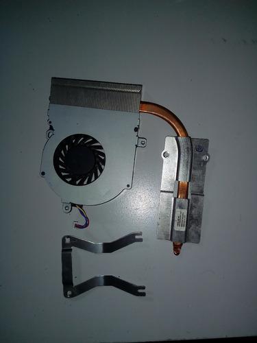 ventilador y disipador v000140250 toshiba l300 l305d l305
