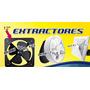 Extractor De Aire Semi Industrial Y Hogar Lumi Star 12