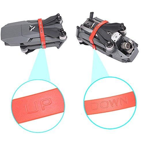 ventiladores drone clip de estabilizador de helice piezas de