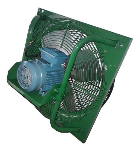 ventiladores extractores industriales de 20 pulgadas.