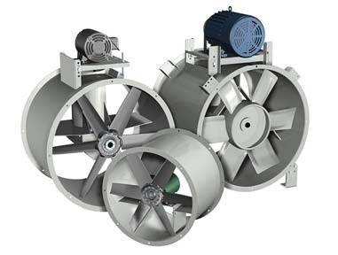ventiladores industrial, comercial y residencial greenheck