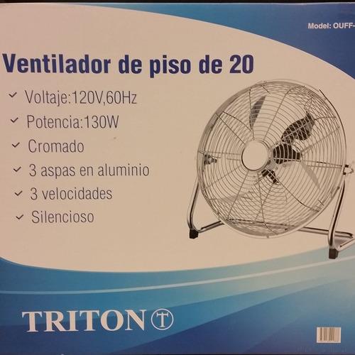 ventiladores industriales 50 cm 3 vel. promocioneslafamilia