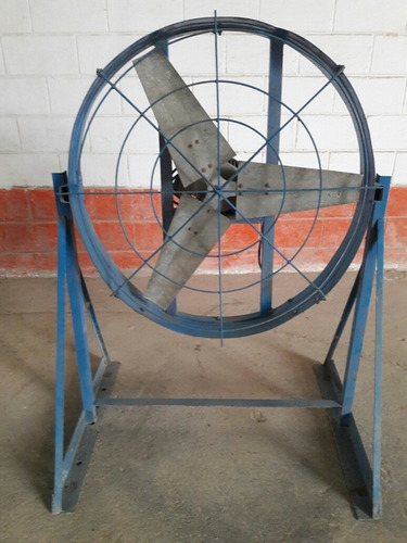 ventiladores industriales