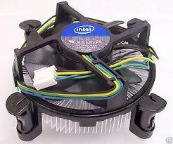 ventiladores para pc socket 1155 1156 1150 775 / envioos
