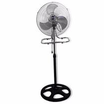 Ventilador Adaptable A Suelo Pie Pedestal 3 Velocidades