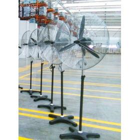Ventiladores Tipo Turbina 30 Pulgadas Industriales Pedestal