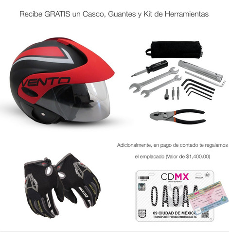 vento crossmax cross 2020 nueva 0kms placas y casco gratis