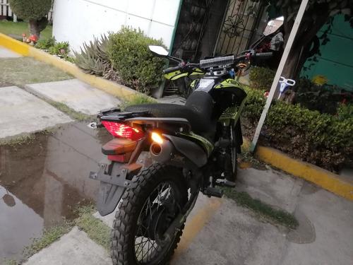 ventó  crossmax verde 250