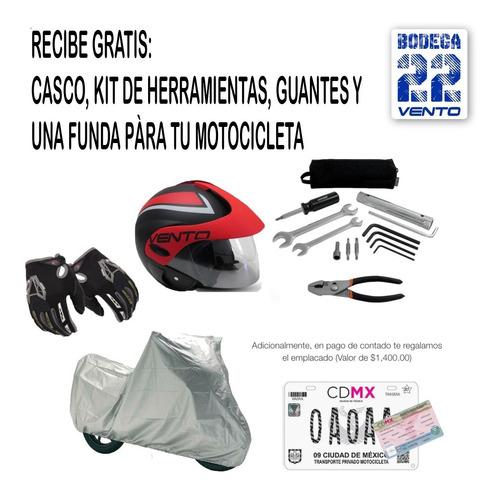 vento nitrox 200 nuevas 0kms2020 placas gratis incluye casco