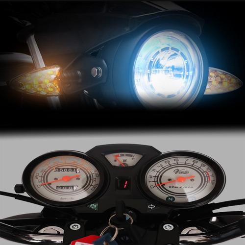 vento rebellian classic2019 nueva 0kms placas y casco gratis
