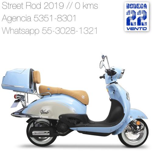 vento street rod moto