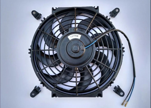 ventoinha auxiliar condensador ar condicionado classic 80w