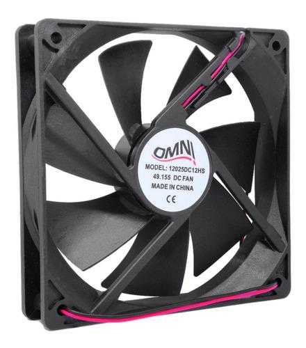 ventoinha cooler micro ventilador 120 x 120 x 25mm 12volts