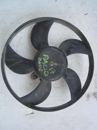 ventoinha palio elx  2005 fire com motor com ar