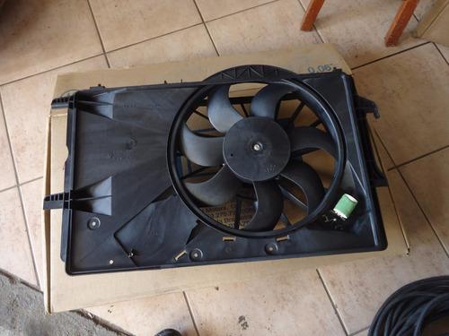 ventoinha radiador corsa meriva novo original 93341928