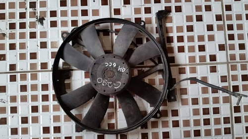 ventoinha radiador mercedes c280 c230 6cc 95 0015001393kz