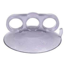 Ventosa 3 Dedos Para Porcelanato/piso/cerâmica/azulejo - 1pç