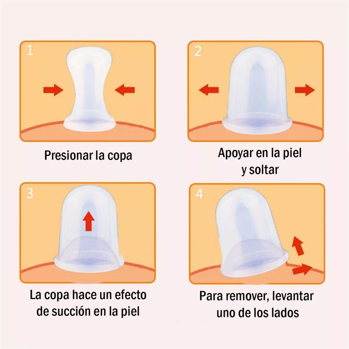 Ventosa Anticelulitis Masaje Cupping Terapia Circulacion..