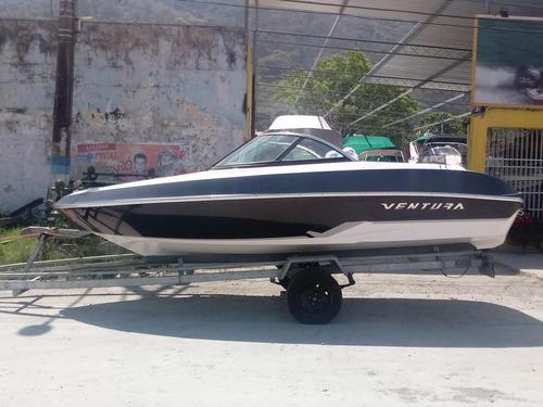 ventura 180 mercury 60 hp (0 km) lancha v180 comfort