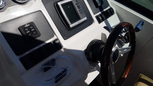 ventura 330 premium ano 2014. 1 x mercury v8 de 380 hp gas
