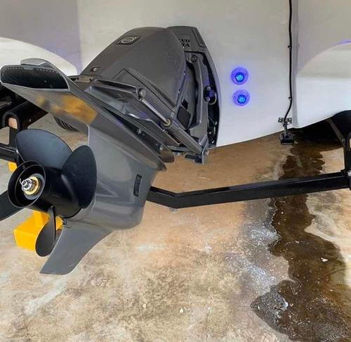 ventura v250 com volvo penta 280 hp com apenas 55 h ano 2018