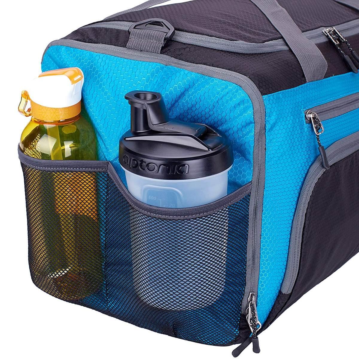venture pal packable sports gym bag con wet pocket shoes ... Cargando zoom. c05fd824f7925