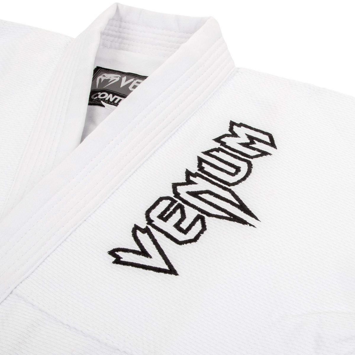 Venum Contender 2.0 Bjj Gi - Blanco - A2.5 - $ 2,597.00 en Mercado Libre