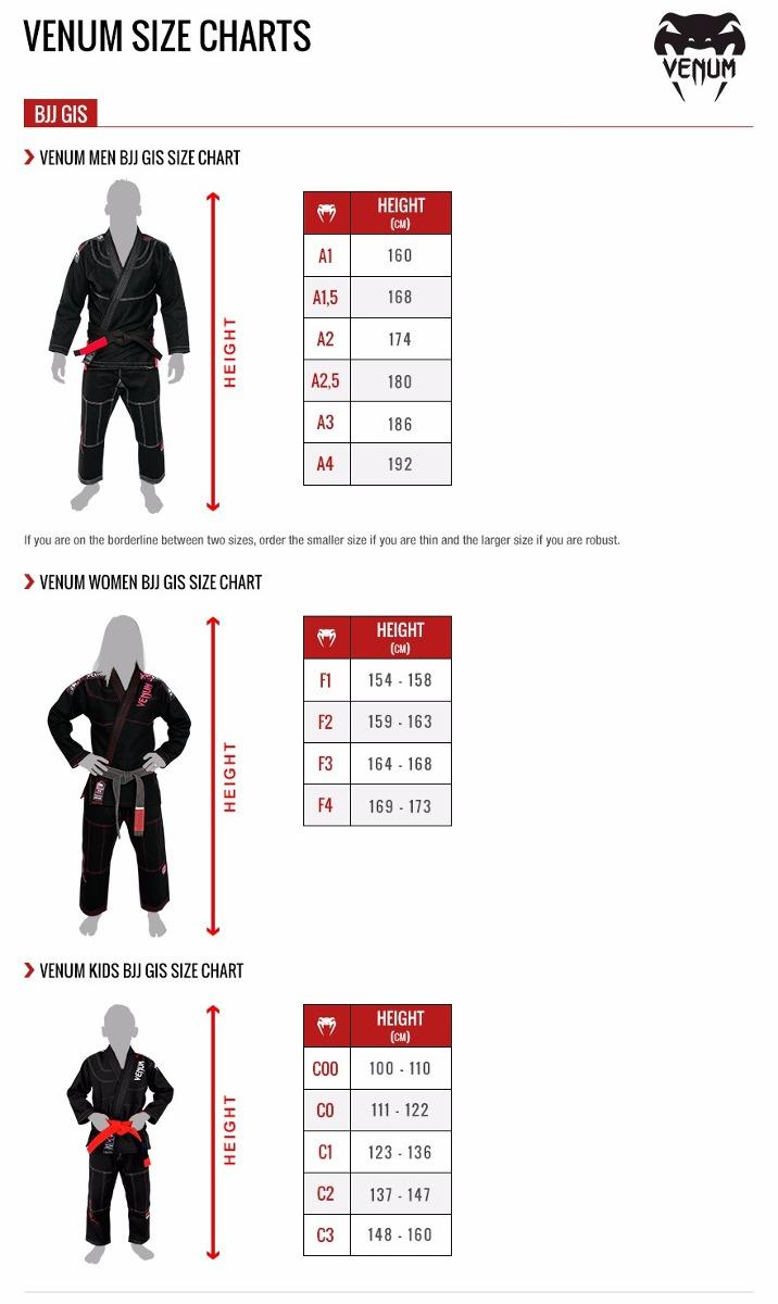 Venum Elite Bjj Gi - Black/black A2 - $ 114.990 en Mercado Libre