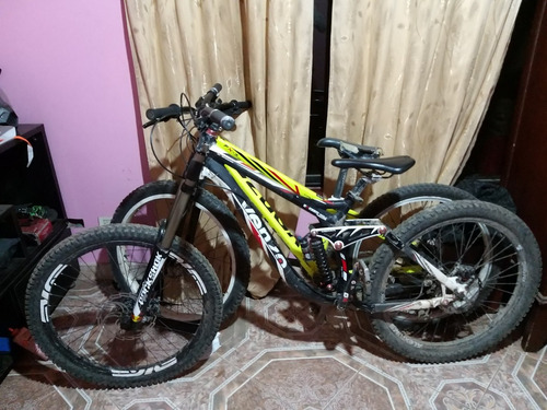 venzo exceed pro dh doble