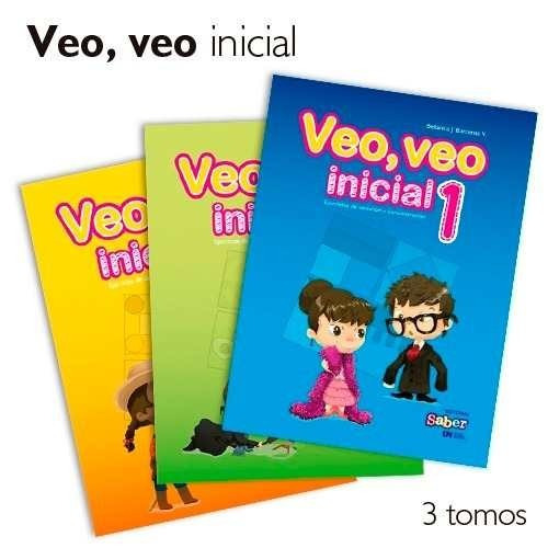 veo veo inicial 1 editorial saber