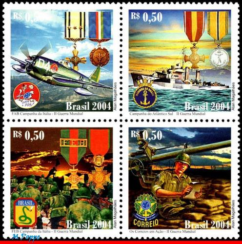 ver desconto - c-2591-94 2004 brasil na 2ª guerra mundial