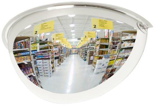 ver todos pv36-180 espejo de seguridad de plexiglás panarami