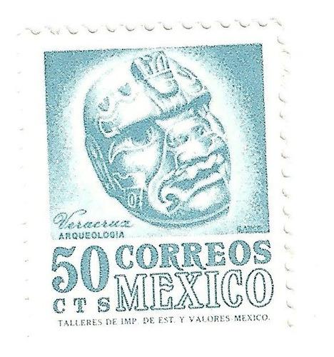 veracruz mascara 50 c serie arquitectura  nueva sin wk
