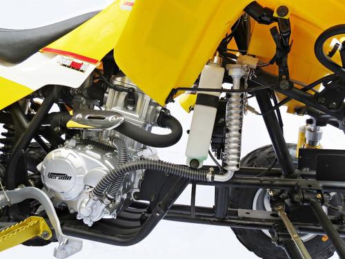 verado pitbull 200cc 4 tiempos deportivo repuestos carreras