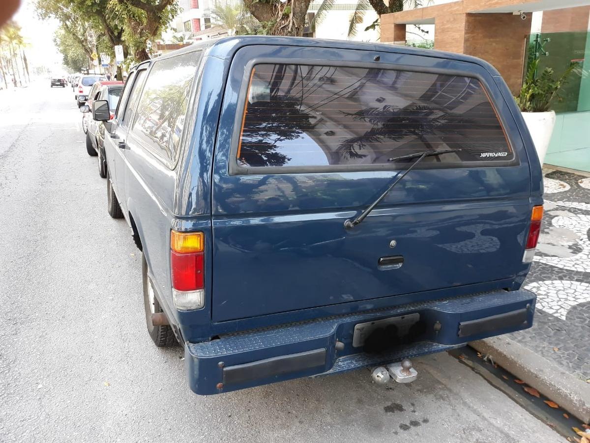 Veraneio D-20 Custon L Diesel Maxion S4t 9 Lugares Completa