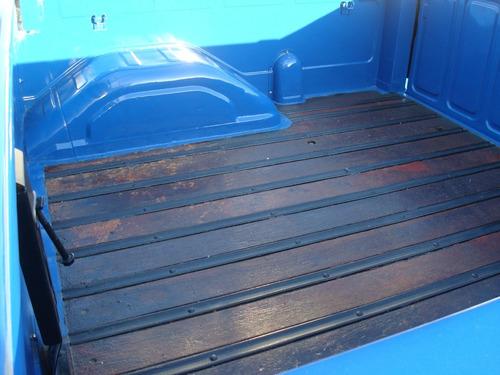 veraneio,rural,d20 diesel cabine dupla original de fabrica