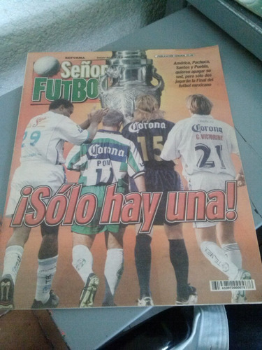 verano 2001 semifinales - sr. fútbol.