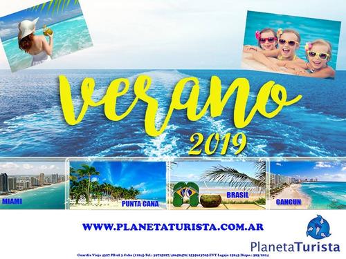 verano 2019 brasil vacaciones invierno europa cruceros!!!!
