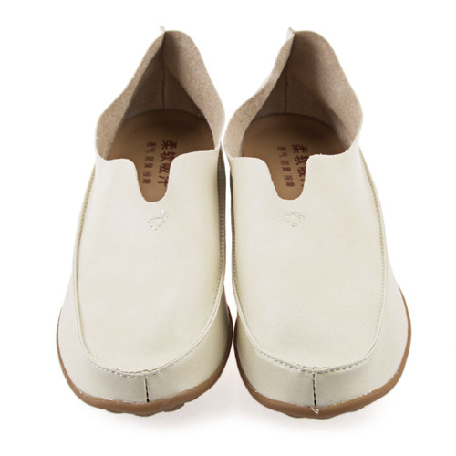 verano hombres verano hueco zapatos casual cuero genuino res