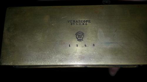 verascope marca richard año 1890 de coleccion frances
